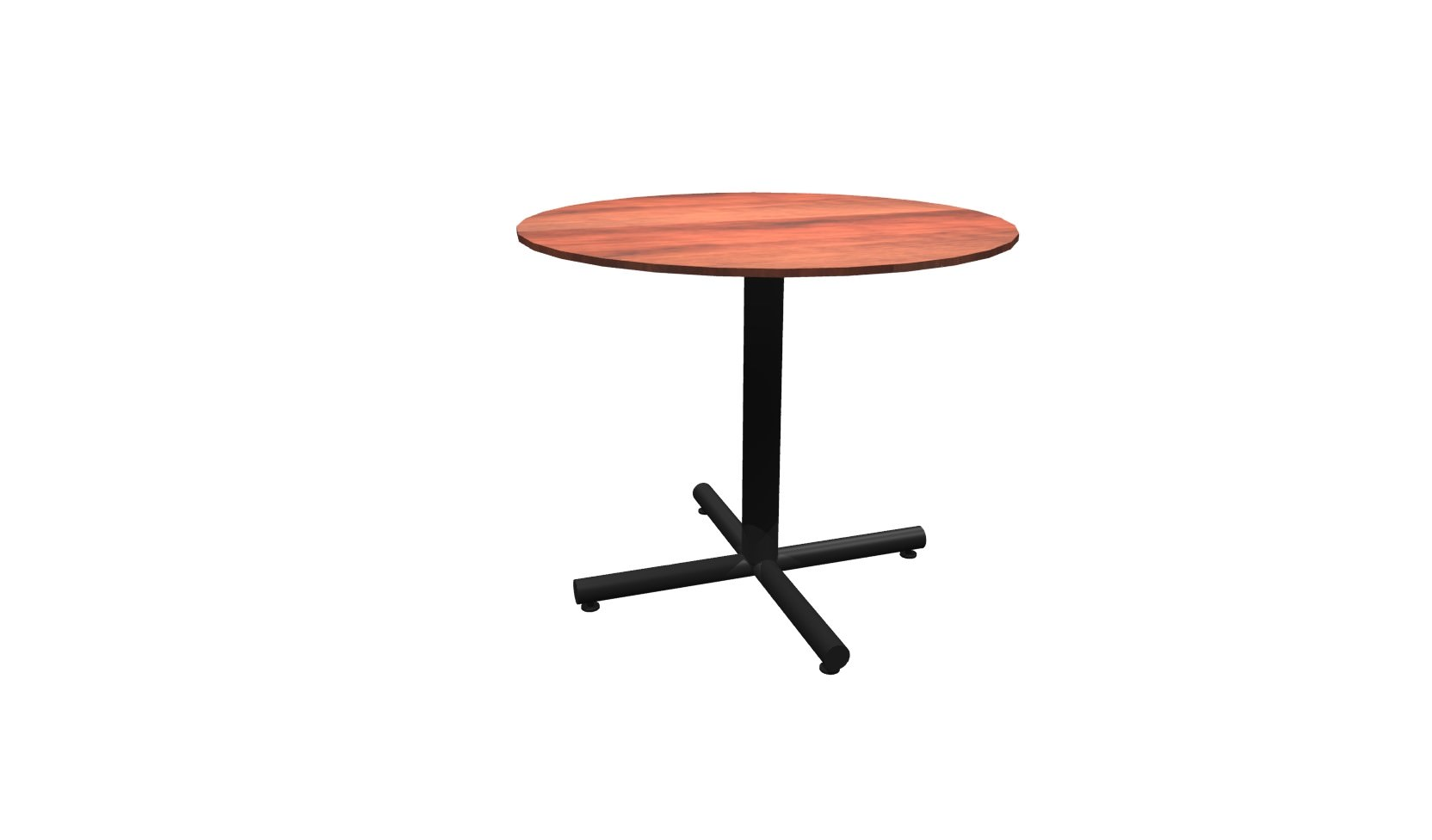 Inch Round Conference Table Cherry Black - 36 inch round conference table