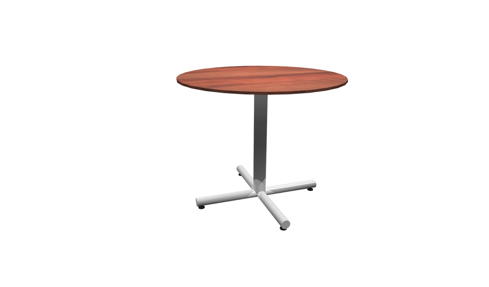 Inch Round Conference Table Cherry Silver - 36 inch round conference table