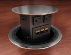 Power Grommet for Conference Table