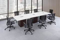 8 Person Conference Table