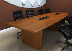 Executive Wood Conference Table