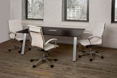 Small Rectangular Conference Table