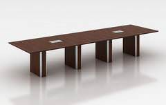 Solid Wood Conference Table