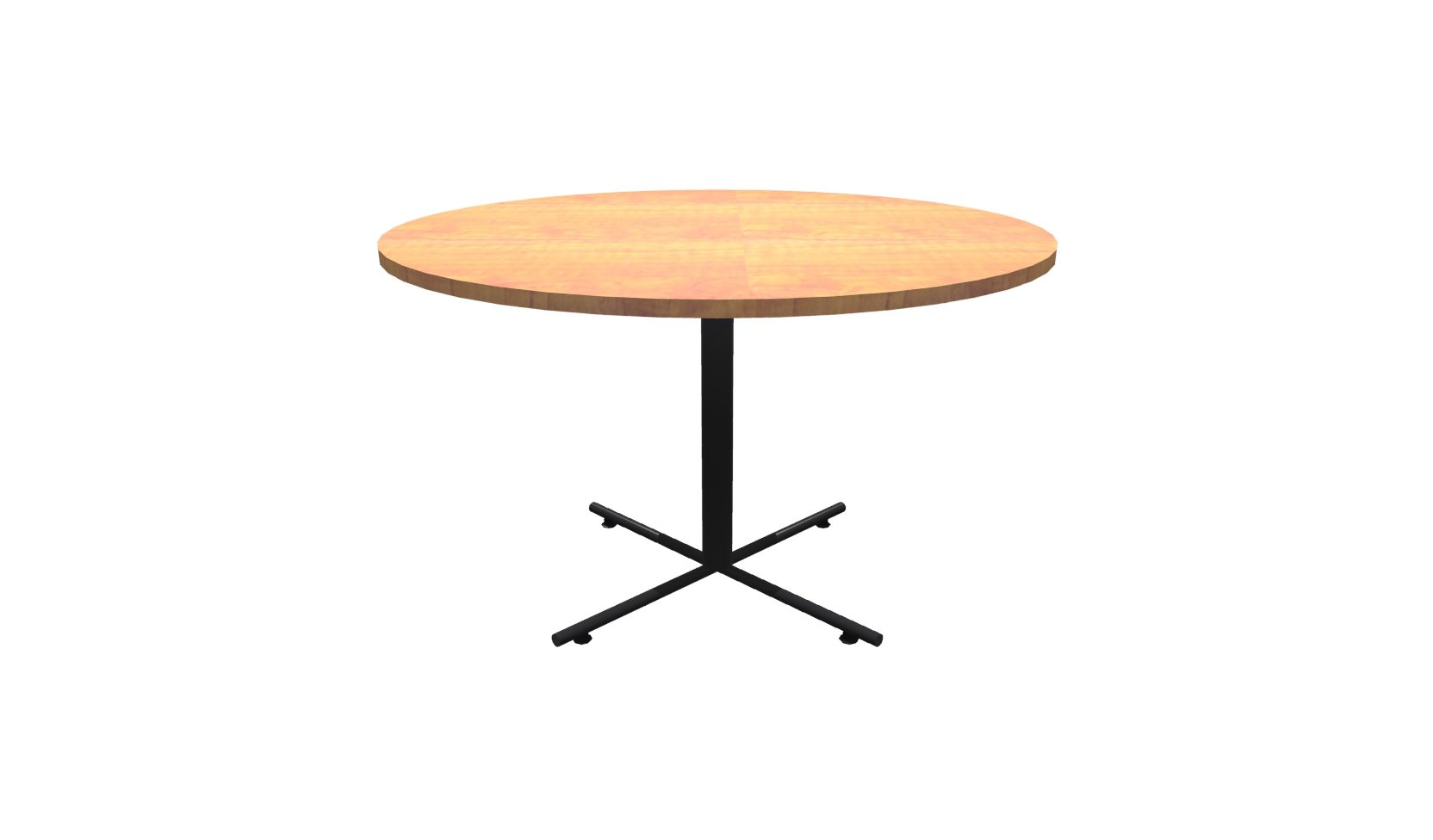 Inch Round Conference Table Honey Black - 48 inch round conference table